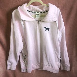 Bling Baby pink sweater